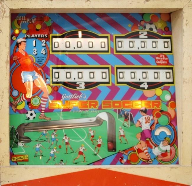 Super Soccer Pinball Mods
