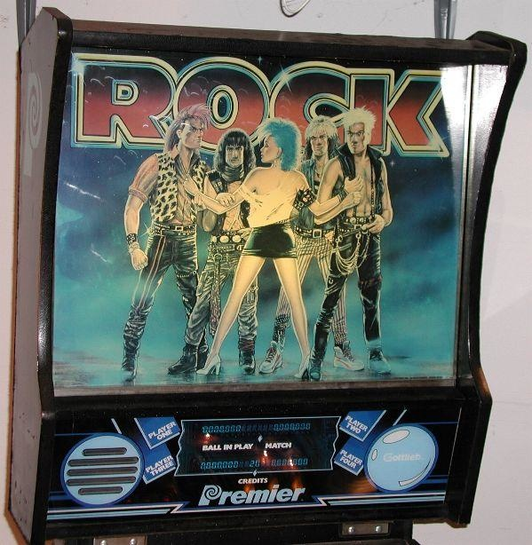Rock Pinball Mods