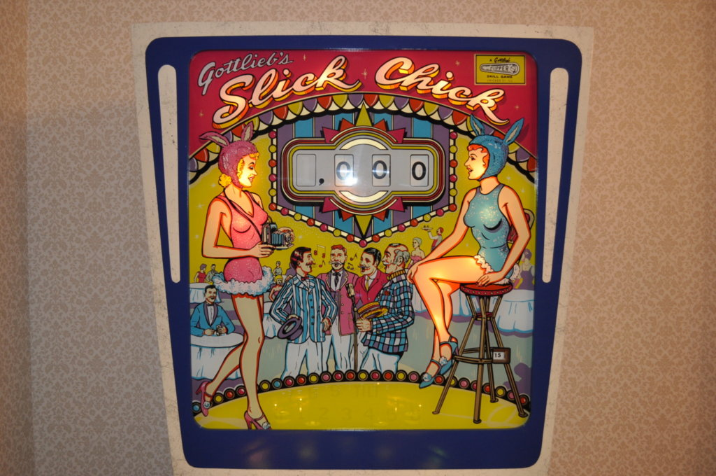 Slick Chick Pinball Mods