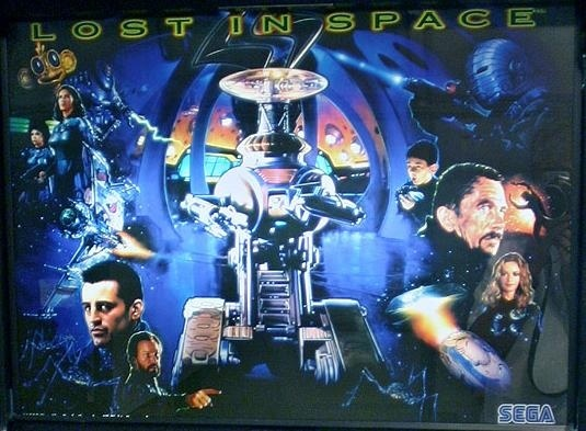 Lost In Space Pinball Mods