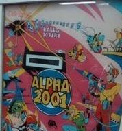 Alpha 2001 Pinball Mods