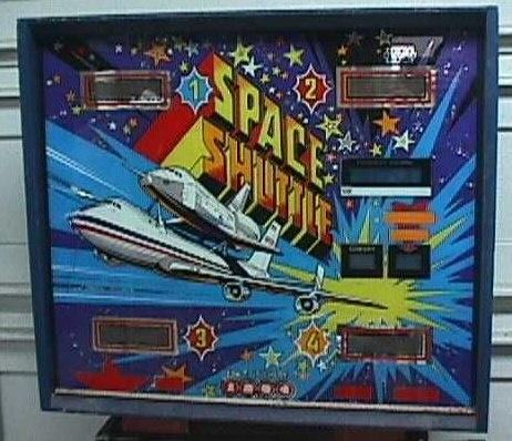 Space Shuttle Pinball Mods