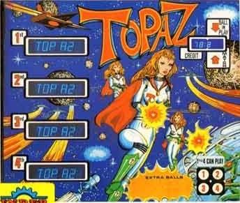 Topaz Pinball Mods