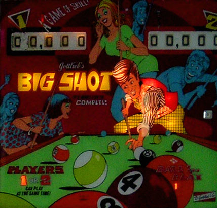 Big Shot Pinball Mods