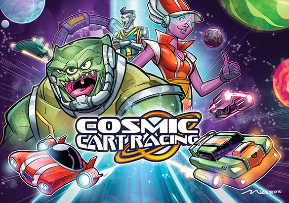 Cosmic Cart Racing Pinball Mods