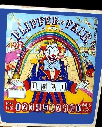Flipper Fair Pinball Mods