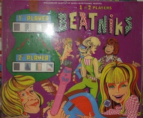 Beatniks Pinball Mods