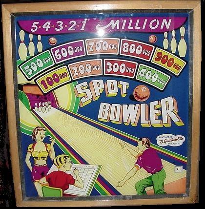 Spot Bowler Pinball Mods