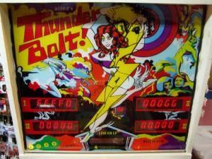Thunderbolt Pinball Mods