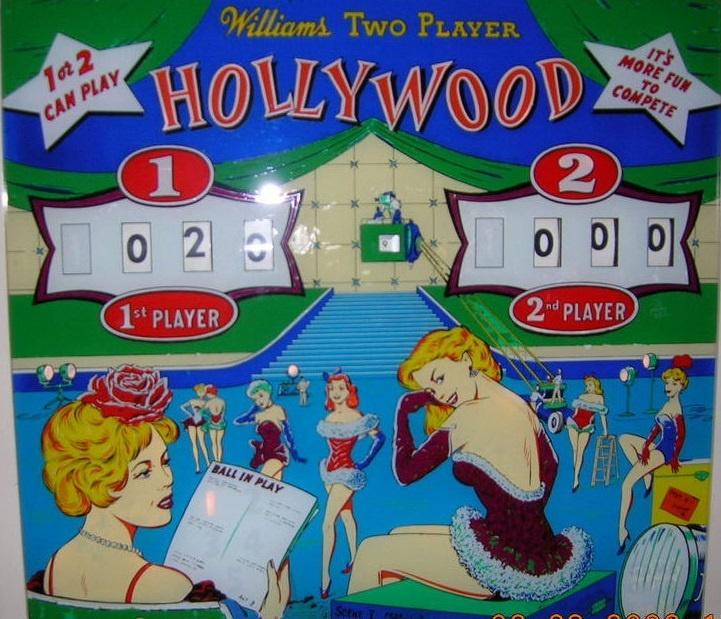 Hollywood Pinball Mods