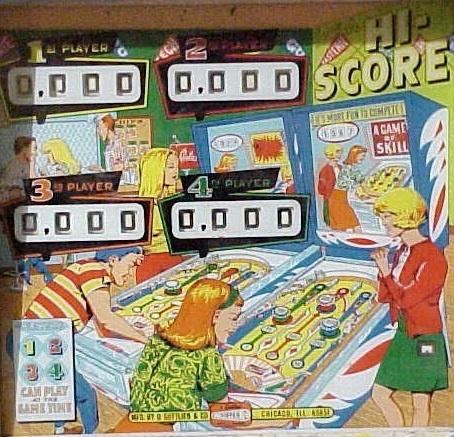 Hi-Score Pinball Mods