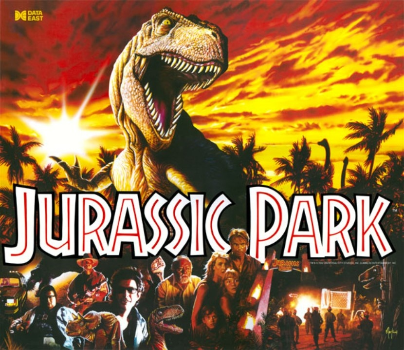 Jurassic Park Pinball Mods