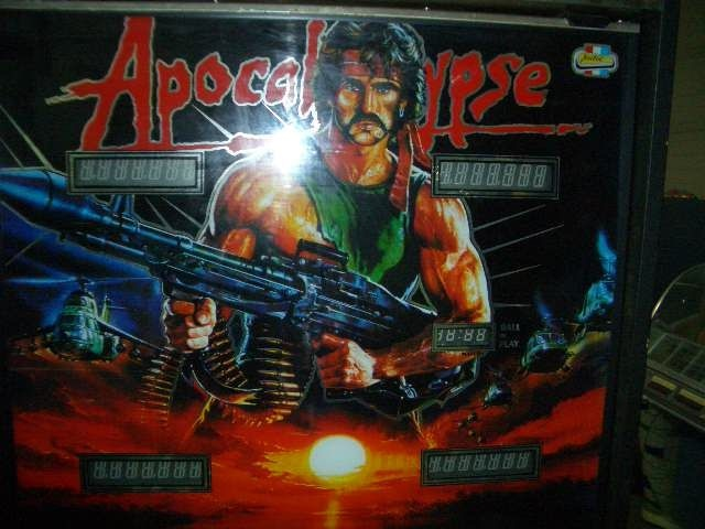 Apocalypse Now Pinball Mods