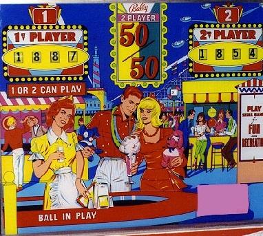 50/50 Pinball Mods
