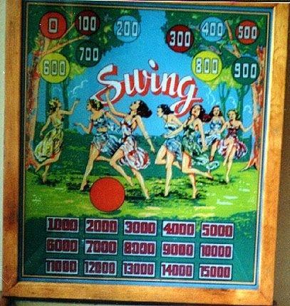 Swing Pinball Mods