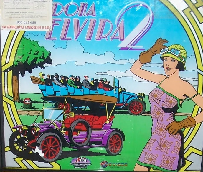 Dona Elvira 2 Pinball Mods