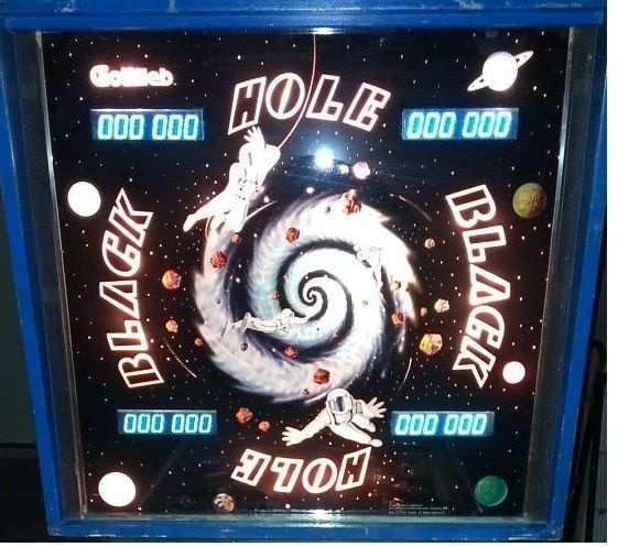 Black Hole (Export-Model) Pinball Mods