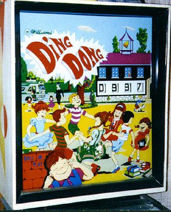 Ding Dong Pinball Mods