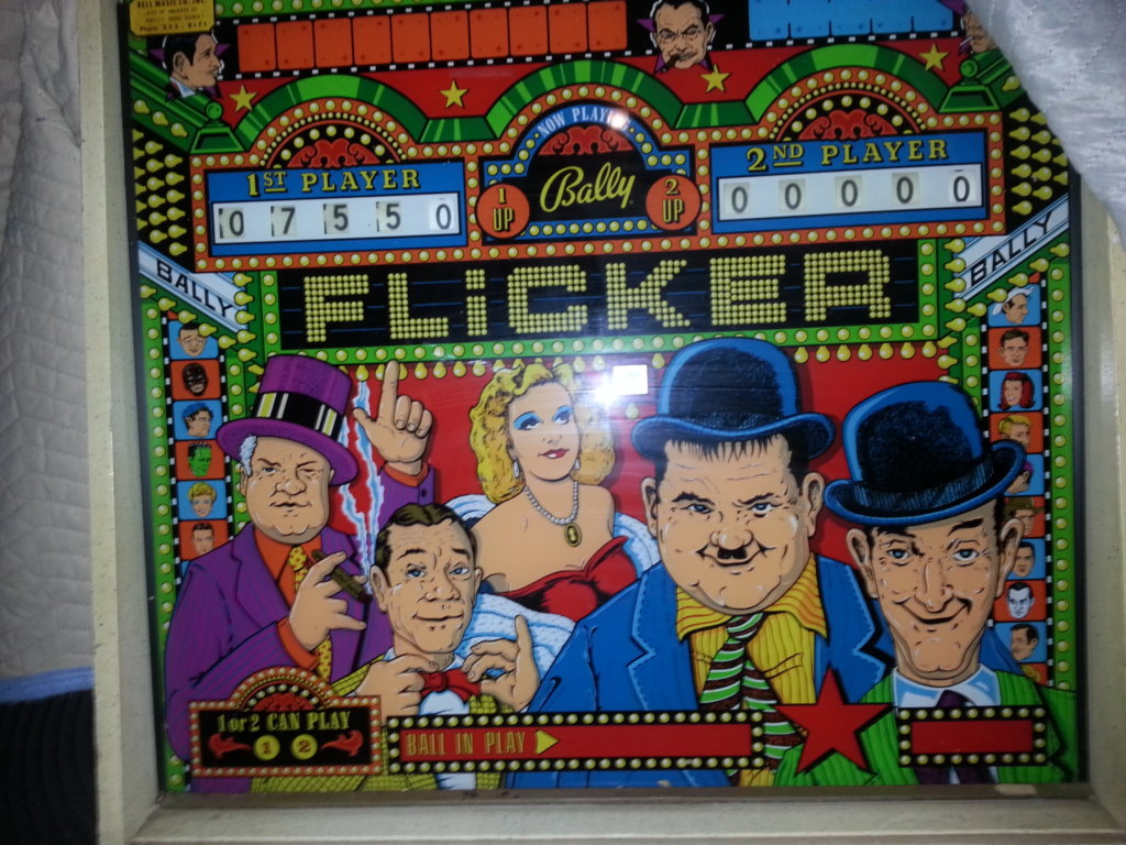 Flicker Pinball Mods