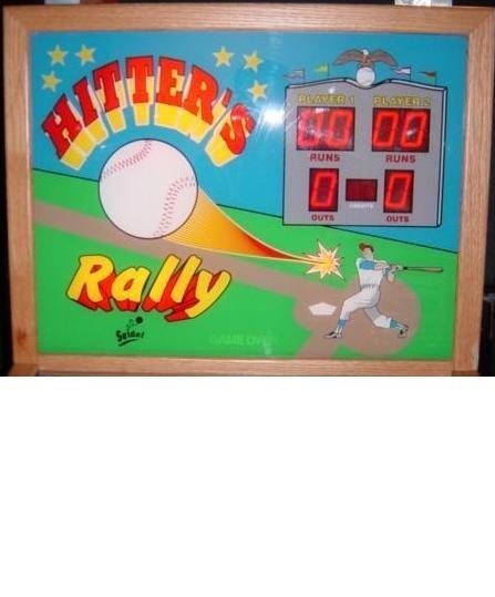 Hitter's Rally Pinball Mods