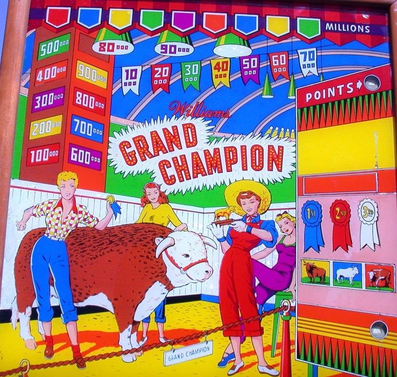 Grand Champion Pinball Mods