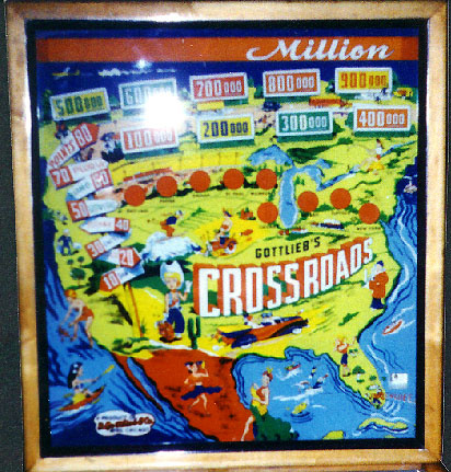 Crossroads Pinball Mods
