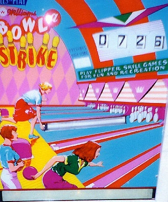 Bowl A Strike Pinball Mods
