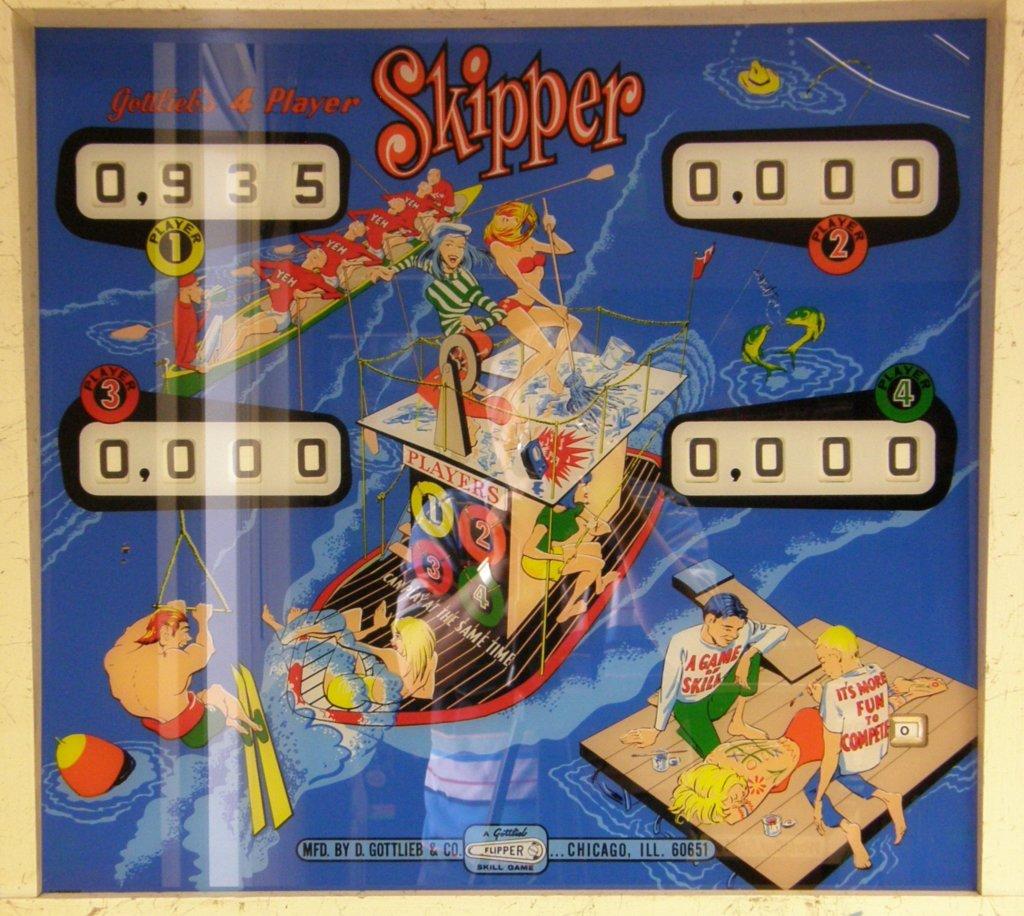 Skipper Pinball Mods