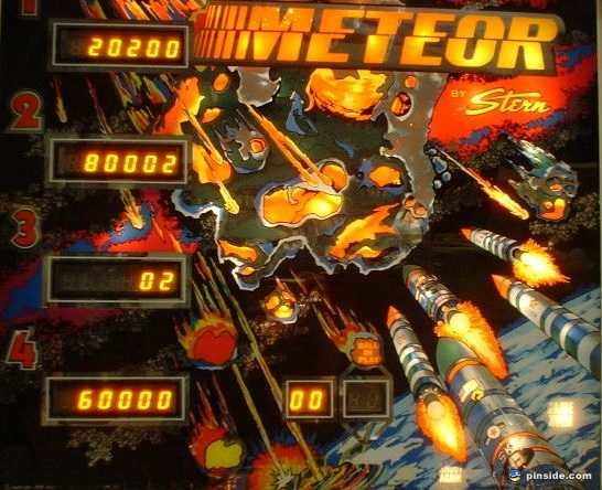 Meteor Pinball Mods