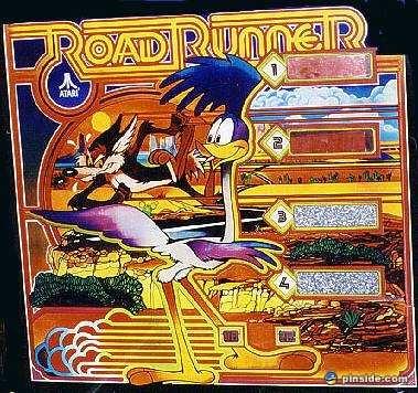 Road Runner Pinball Mods