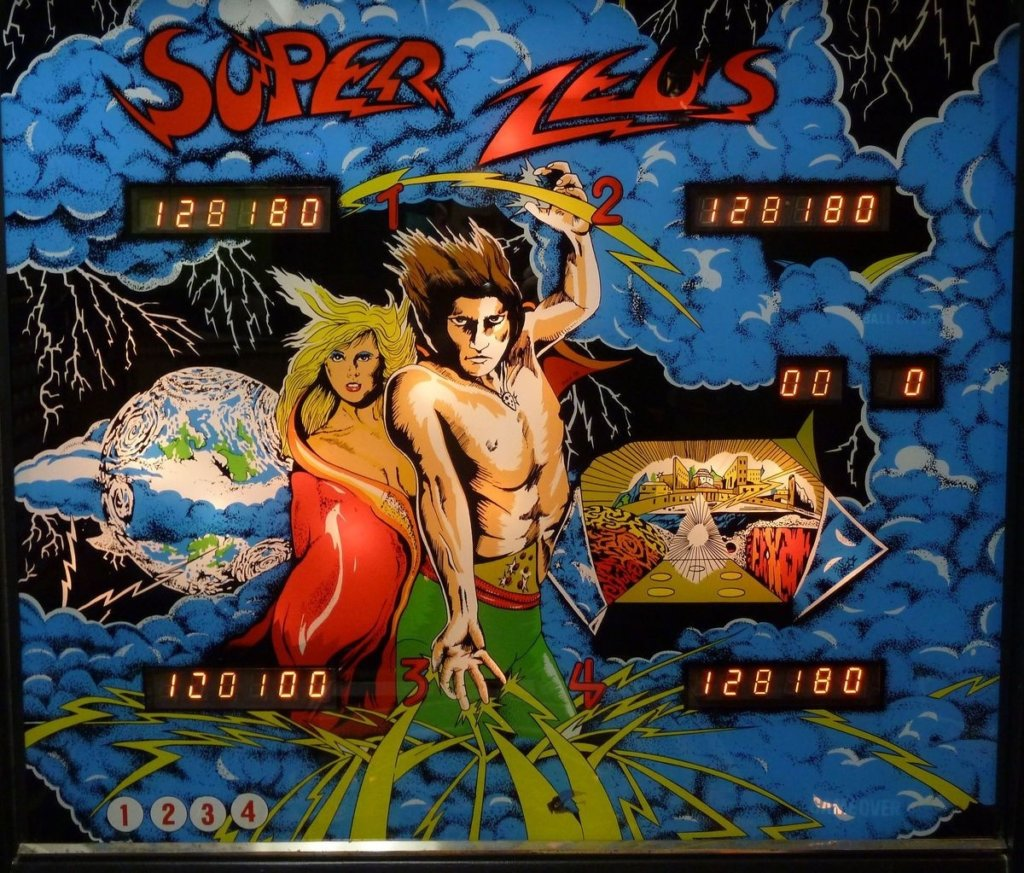 Super Zeus Pinball Mods