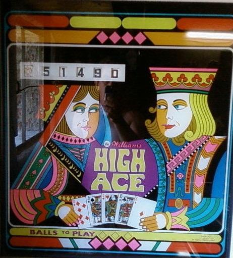 High Ace Pinball Mods