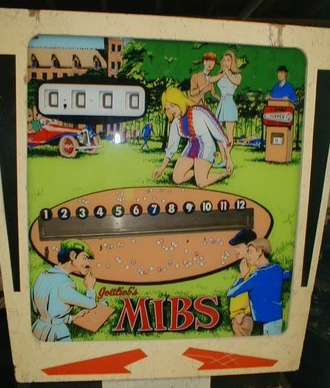 Mibs Pinball Mods