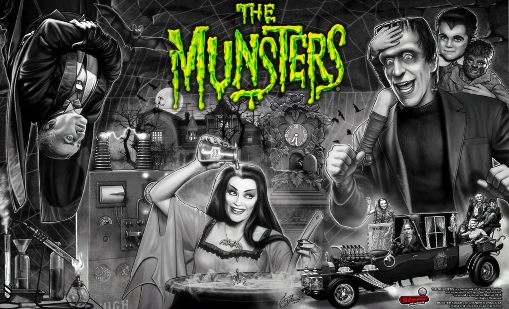 Munsters (Premium) Pinball Mods