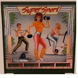 Super Sport Pinball Mods