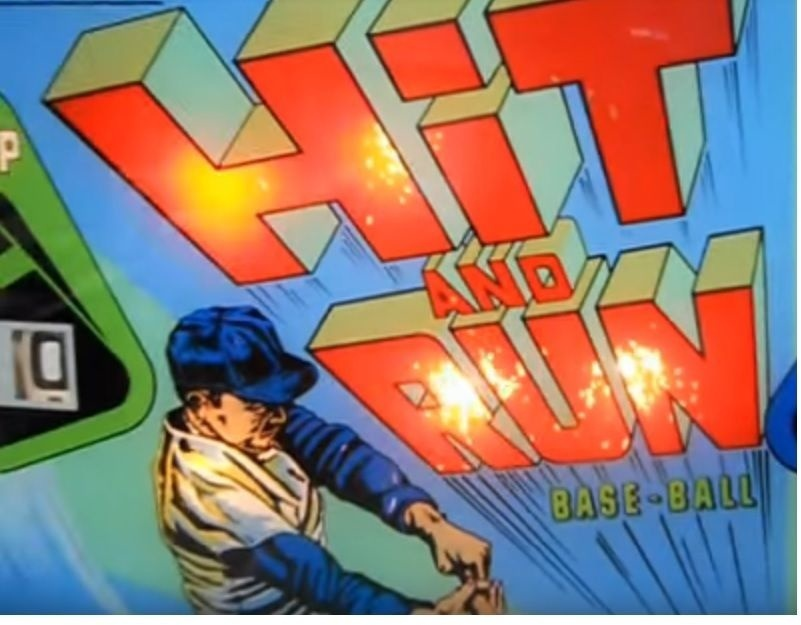 Hit and Run Base-Ball Pinball Mods