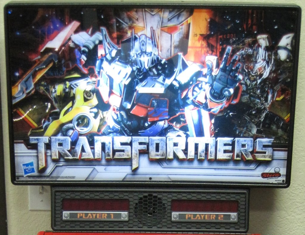 Transformers The Pin Pinball Mods