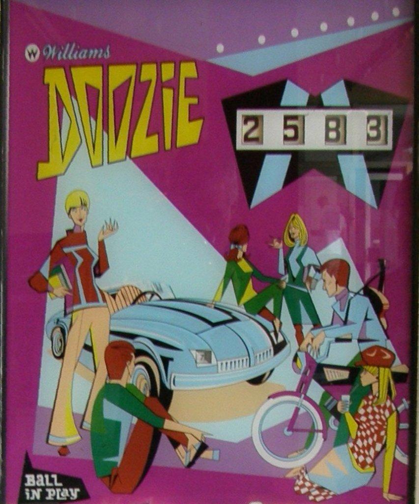 Doozie Pinball Mods