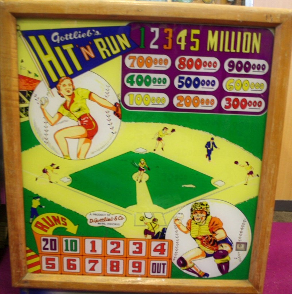Hit 'N' Run Pinball Mods