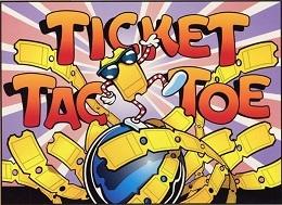 Ticket Tac Toe Pinball Mods
