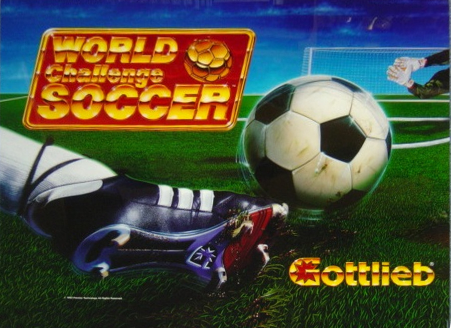 World Challenge Soccer Pinball Mods