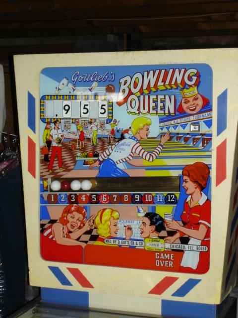 Bowling Queen Pinball Mods
