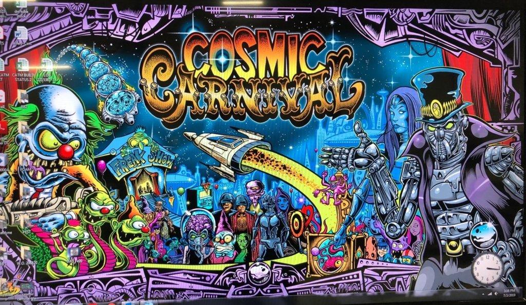 osmic Carnival