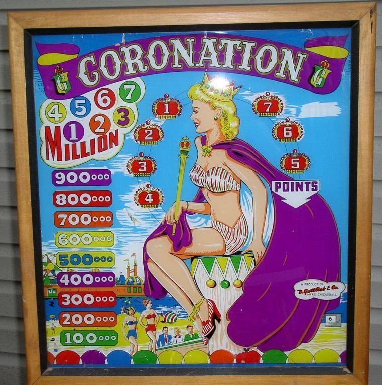 Coronation Pinball Mods