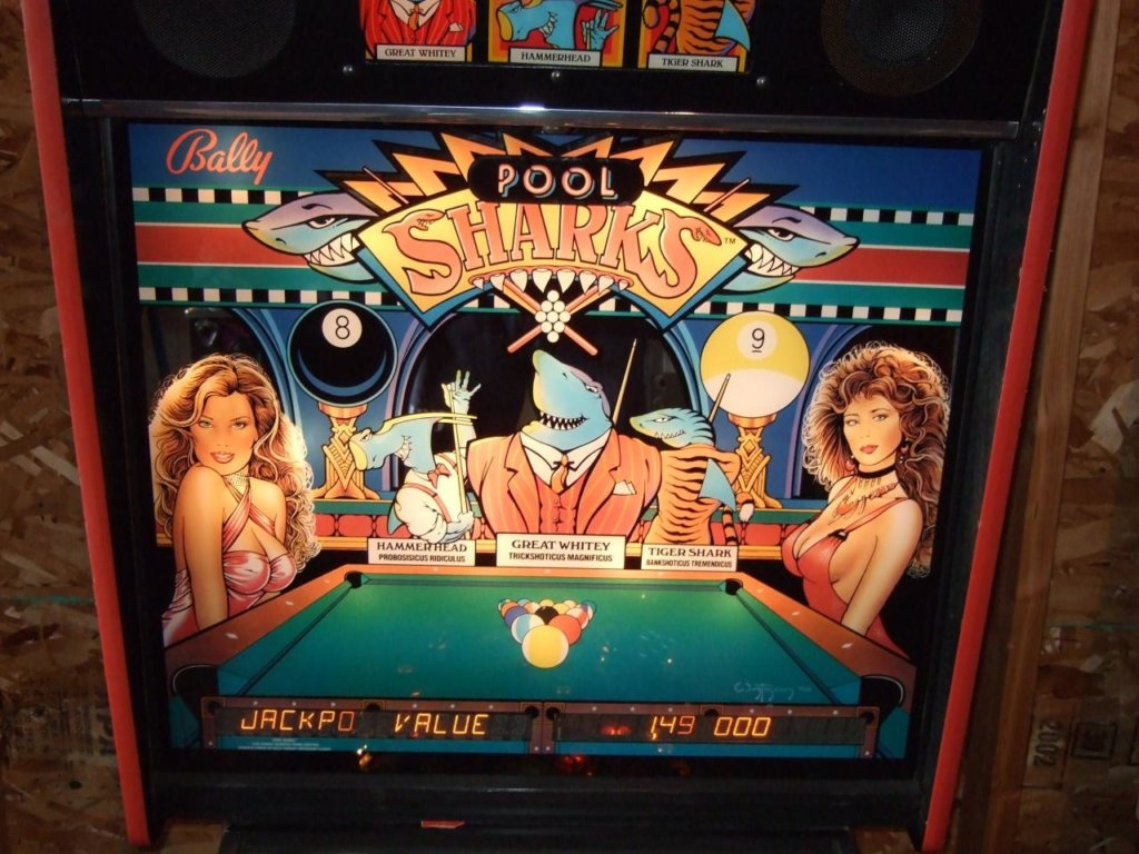 Pool Pinball Mods