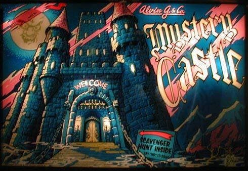 Mystery Castle Pinball Mods
