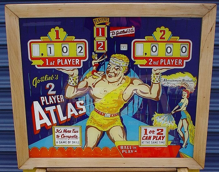 Atlas Pinball Mods