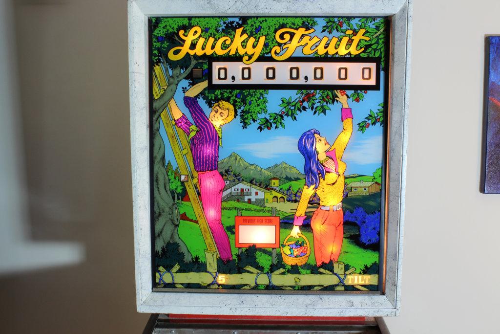 Lucky Fruit Pinball Mods