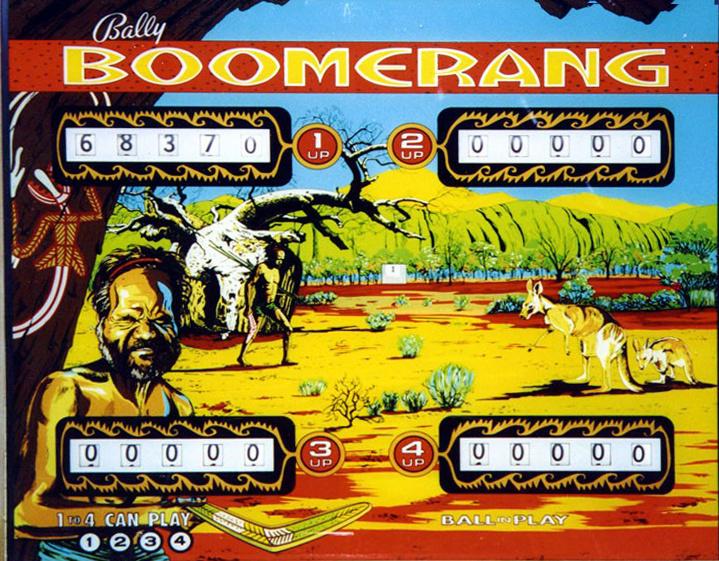 Boomerang Pinball Mods