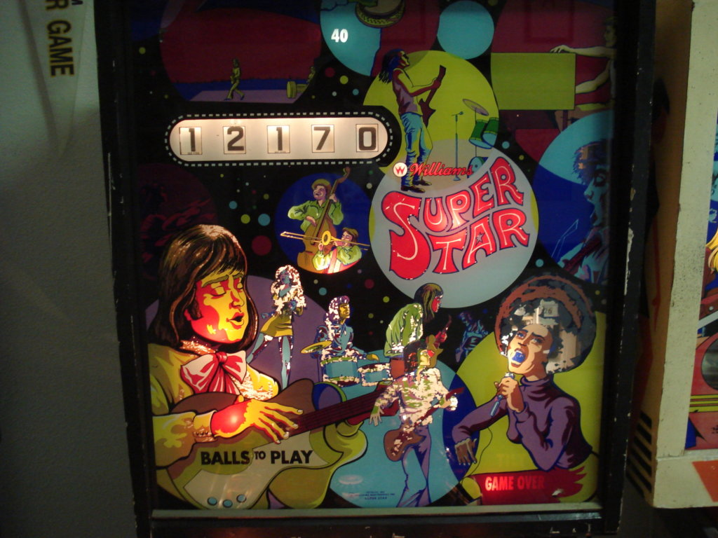Super Star Pinball Mods